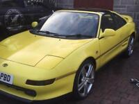 Toyota Mr2 2.0 16 valve tbar swap for 4x4 motorcycle auto car Mitsubishi prelude any Honda etc why