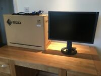 "EIZO Monitor FlexScan S2433W FS Black 24"""