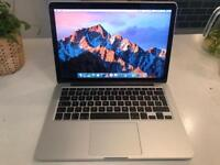 Apple Macbook Pro 2015 model 13-inch Still New!