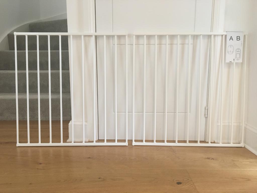 2 X Babydan Baby Gates Will Sell Separately In Gilmerton