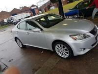 LEXUS IS 220D 2.2 175 SE / DIESEL / SAT NAV / LEATHER SEATS