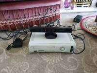 PS3 WITH 10 GAMES & XBOX 360 WITH 10 GAMES CONTROLLER & KINECT JOB LOT COMES ON