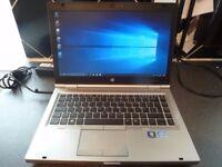 HP EliteBook Laptop 8470P. Windows 10 Pro. Intel Core i7. 16GB RAM. HD + Screen. Fantastic Condition