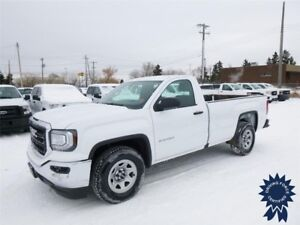 2017 GMC Sierra 1500 Regular Cab Pickup, 5.3L V8, 17,540 KMs