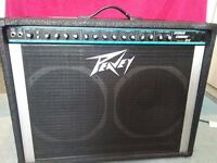 Peavey Stereo Chorus 212 guitar amp (not JC120). VGC £90 ovno- Collection only St Albans
