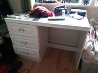 Sale - Desk / Table with drawers - must sell fast