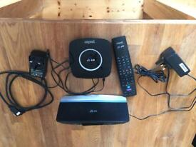 BT Hub 5 Type B and BT Youview