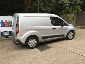 Transit trend connect 1.6 silver 14 reg 34000 miles