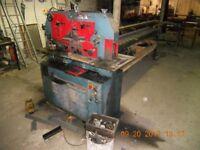 Kingsland 45XA Punch, shear, notch, cut, machine