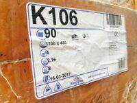 Kingspan kooltherm k106 1200x450x90mm