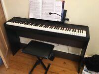 Yamaha P115 Digital Piano - £500