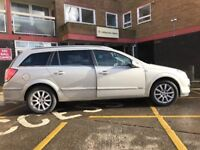 Vauxall astra estate auto, low miles, engine and gearbox 5 mouth warranty