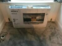 """Sony 43"""" smart 4k ultra HD"""