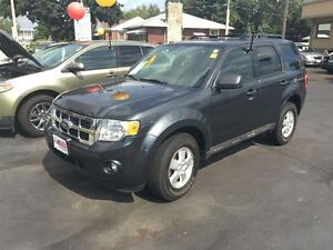 2009 FORD ESCAPE XLT Automatic- HEATED SEATS, SYNC, SATELLITE RA