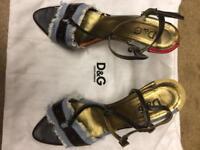 Size 40 D&G Shoes/Sandals