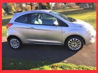 (Low Mileage) ----- 2010 Ford KA 1.2 Zetec ----- 39500 Miles ----- Good Spec KA ----- Ford Ka --- KA