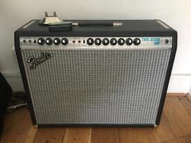 Fender '68 Twin Reverb Custom