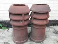 1930s chimney pots