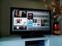 "Samsung 40"" FullHd smart TV"