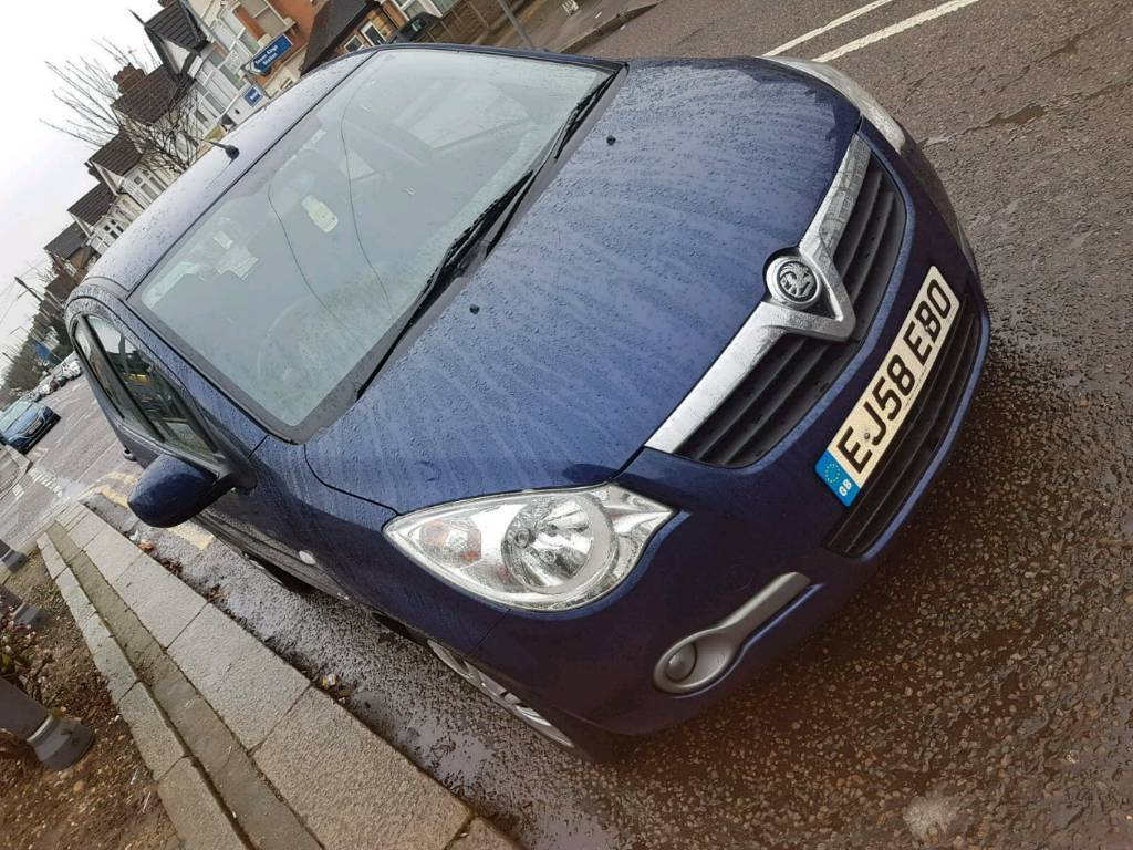 Excellent condotion vauxhall Agila very low milage only one previous owner