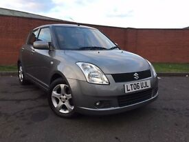 Suzuki Swift 2006 model 5 door hatchback PETROL 12 months MOT 07398146529