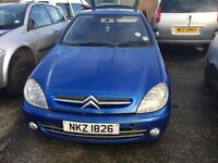 2004 Citroen xsara, 1.4 petrol, breaking for parts only, all parts available