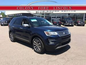 2017 Ford Explorer EMPLOYEE PRICING, TOP OF THE LINE PLATINUM!