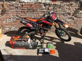 KTM - SXF - 250 - 2015 - Motocross bike - Immaculate condition. Not kxf yzf crf