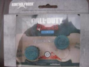 Kontrolfreek Call of Duty revive Performance Thumbstick for Sony PS4 Wireless Controller. Extra Grip. Great Control