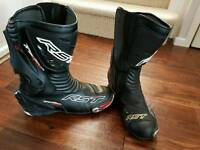 Mens motorcycle boots. Size 12