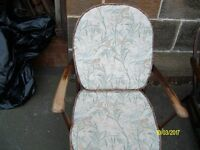 Two Pair of Cushions New For Ercol Armchairs