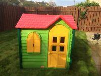 Little Tikes evergreen cottage playhouse