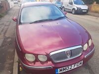 ROVER 75 (2002) FOR SALE