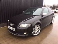 2007 (57) Audi S3 2.0 TFSI Quattro Full History 2 Keys 1Previous Owner,Belt Done, Finance Available