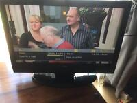 "Alba 17"" free view LCD TV"