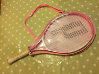Teenage Girls (pink) Prince Air Team Maria 2S Tennis Racket