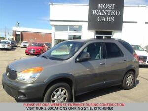 2002 Buick Rendezvous CX w/1SA Value Pkg | YOU CERTIFY