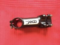Deda Zero 2 bicycle stem ideal for road bike, fixie, single speed and mtb