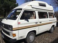 1988 Volkswagon (VW) T25 High-top Komet campervan