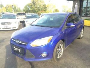 2013 Ford Focus SE, SPORT APPEARANCE PACKAGE, POWER GROUP!