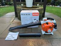 Brand New And Unused Stihl BG86C-E Leaf Blower