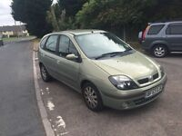 Ideal for family 53 reg Renault Scenic Mot May ,drives well px welcome