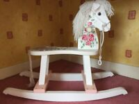 Child's Rocking Horse.