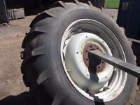 16.9x38 wheel and tyre