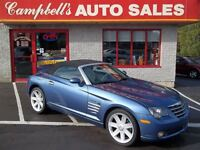 2005 Chrysler Crossfire LIMITED!! HEATED LEATHER!! 6SPD!! CRUISE