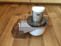 Kenwood Chef Juicer attachment