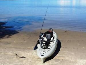 Hobie Mirage Outback Kayak Nicholls Gungahlin Area Preview