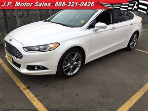2016 Ford Fusion Titanium, Automatic, Navigation, Back Up Camera
