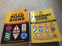 highway code road signs books just passed my theory