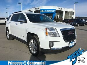 2016 GMC Terrain SLE-2| One Owner| Premium Edition| Rea Cam